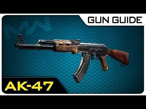 AK-47 ( AK74u) Stats & Best Class Setups! | Modern Warfare Gun Guide #7
