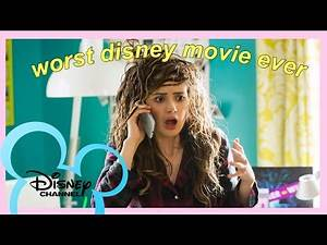 exposing the WORST disney movie you probably forgot about *cringe*
