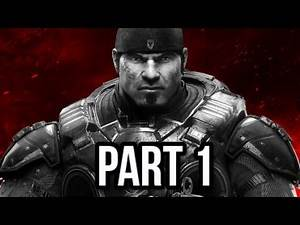 Gears of War Ultimate Edition Walkthrough Gameplay Part 1 - Prologue - (Xbox One)