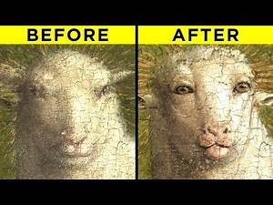 Times Art Restorations Went Completely Wrong