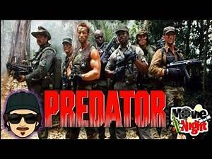 Watching PREDATOR - Movie REACTION & REVIEW