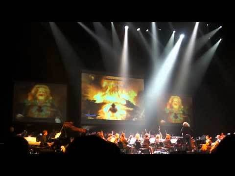 E3 2012 - Skyrim Main Theme orchestra Live EPIC Music Concert video games live