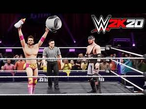 WWE 2K20 My Career #4 | AJ Hazard vs X-Pac In Five Star Diaper Match