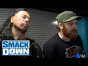 Shinsuke Nakamura and Sami Zayn's plan works to perfection: SmackDown Exclusive, Feb. 7, 2020