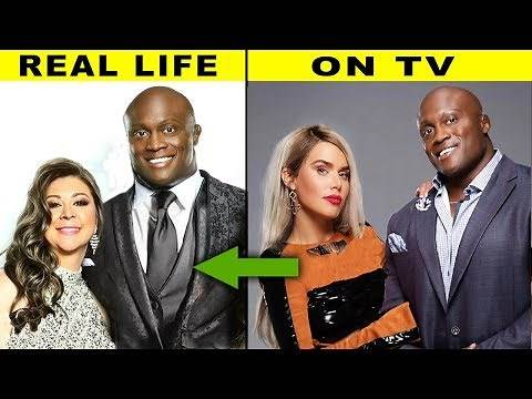 5 Real WWE Couples Revealed - Bobby Lashley's Real Girlfriend