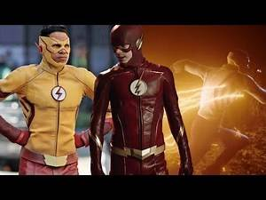 What's NEXT for Wally West? Kid Flash to Leave? - The Flash Season 4