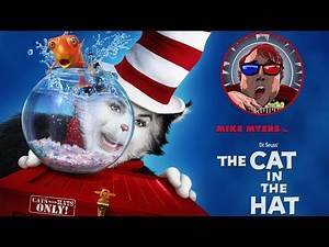 The Cat in the Hat (2003) Movie Review || Dr. Seuss's Deranged and Beautiful Adaptation?