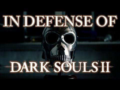 In Defense of Dark Souls 2