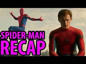 Spider-Man: Homecoming Recap Explained (Far From Home Everything You Need to Know!)