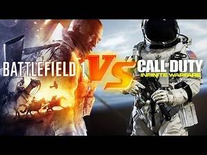 Battlefield 1 vs Infinite Warfare