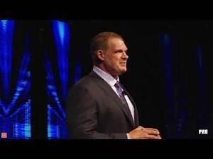 Kane Returns; A Speech on Why He Wants To Be WWE Wrestler ( Don't miss this video,atleast!)