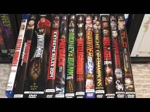 WWE 2014 PPV DVD Collection Review