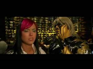 Does Goldust Make an Awkward Blind Date?