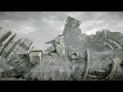 SHADOW OF THE COLOSSUS How to Find third Colossus 3