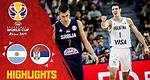 Argentina v Serbia - Highlights - Quarter-Final - FIBA Basketball World Cup 2019
