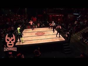 Fight of the Week: Angelico vs. Son of Havoc vs. Jack Evans vs. PJ Black! (315 FOTW)