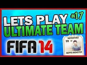 FIFA 14 Ultimate Team Let's Play   Episode 17   LIVE FACE CAM!