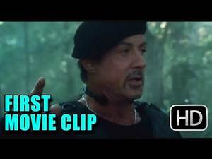 The Expendables 2 Movie Clip #1 (2012)