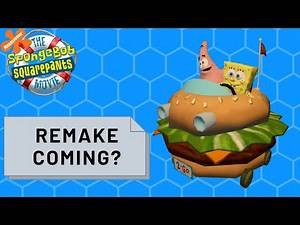 Spongebob the Movie Game: Rehydrated?