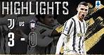 Juventus 3-0 Crotone | CR7 Flys With Double Header! | Serie A Highlights