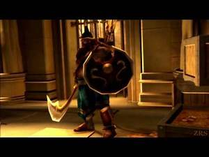 God Of War Chains of Olympus Walkthrough Complete Full Game Movie