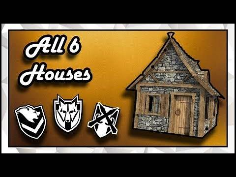 Skyrim: All of the Houses | Prices - Knowledge - Walkthrough