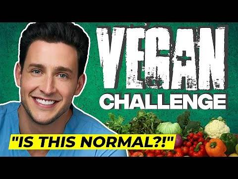 Doctor Mike Goes VEGAN For 30 Days   Here's How My Body Reacted...