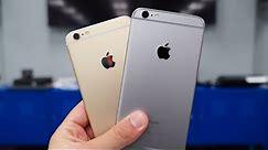 iPhone 6s Plus vs iPhone 6 Plus Camera Comparison!