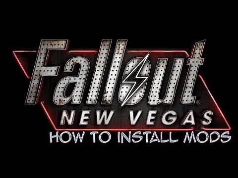 Fallout: New Vegas - How to install mods