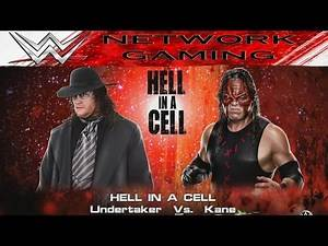 The Undertaker vs Kane Full Match Hell in a Cell I WWE 2K15 PS4 / XBOX ONE