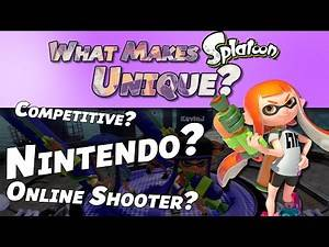 What Makes Splatoon Unique? - WMGU - BeyondPolygons