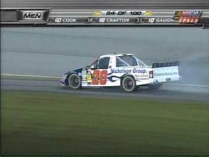 2008 Nascar CraftsmanTruck Series Daytona Scott Lagasse