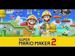 Course World (Courses) - Super Mario Maker 2 Music Extended