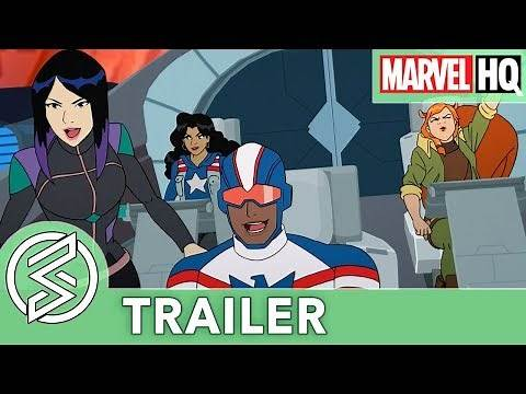 MARVEL RISING: SECRET WARRIORS | Teaser Trailer | The Next Generation of Marvel Heroes (EXCLUSIVE)