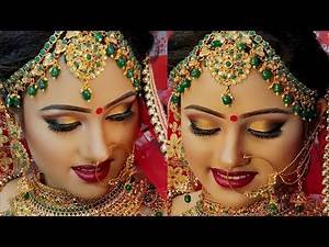 Best Bridal Makeup 2019# Best bridal makeup tutorial # Bridal Makeup 2019