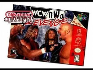 Spotlight Video Game Reviews - WCW/nWo Revenge (Nintendo 64)