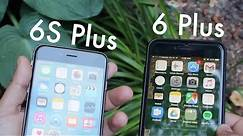 iPHONE 6 PLUS Vs iPHONE 6S PLUS In 2018! (Comparison) (Review)