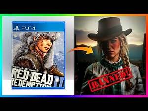 Red Dead Redemption 2 Story Mode DLC - INSANE LEAKS! Playing As Sadie, Banned In A Country & MORE!
