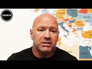 Dana White Asks Iranian Government To Spare Wrestler's Life
