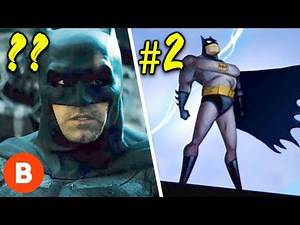 Batman s Suits Ranked From Pitiful To Powerful