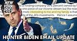 Emails reveal Hunter Biden tried to cash in on behalf of family with Chinese firm | New York Post