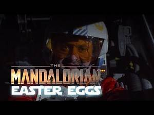 """The Mandalorian Season 1, Episode 6 Easter Eggs and References and Cameos – """"The Prisoner″ Episode"""