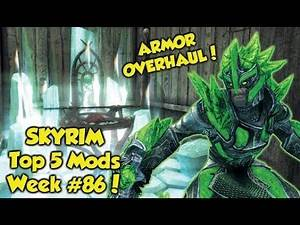 Skyrim Top 5 Mods of the Week #86 (Xbox One Mods)