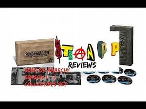 Sons Of Anarchy Collector's Box Set
