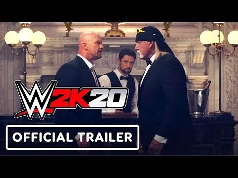 WWE 2K20 - Official Trailer
