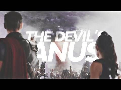 the devil's anus?! [humor] | thor ragnarok