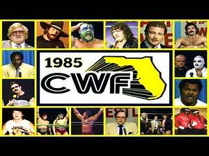 Championship Wrestling From Florida (Rick Rude Wins The Southern Title!) (January 23rd, 1985)