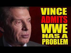 Has Vince McMahon finally Admitted The WWE Has A Problem? Bringing the Attitude Era Back!?