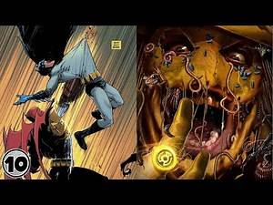 Top 10 Most Powerful Batman Villains - Part 2
