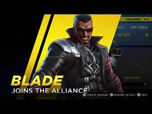 Marvel Ultimate Alliance 3: The Black Order Part 48: Blade Unlock and Gameplay
